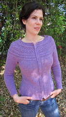 Amna, long sleeve zip