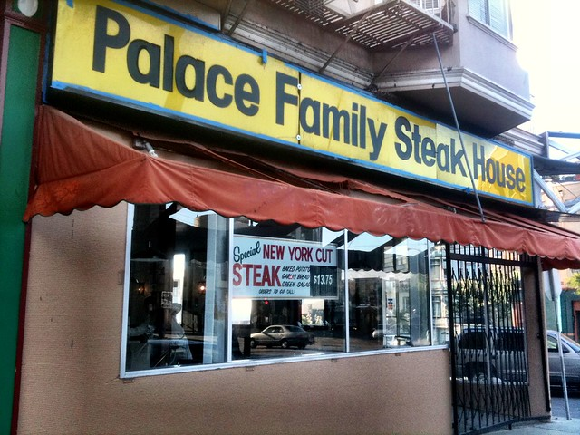 The New Palace Family Steak House