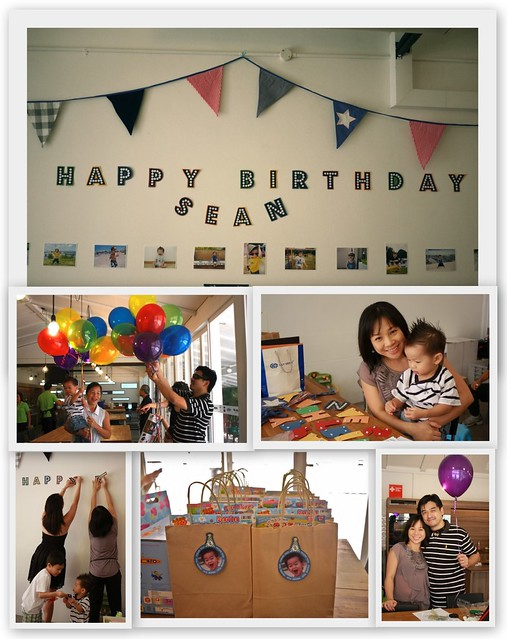 Sean turns 2! (Part 1)