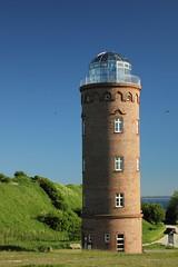 Lighthouse (beatnikerHH) Tags: sea lighthouse germany baltic beacon