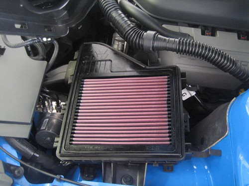 2011-2012 Mustang GT Ford Racing Power Pack Install