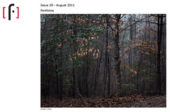 Dawn Roe's Photographs Published in Fraction Magazine