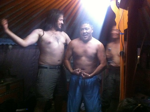 Ghengis Khan imposters