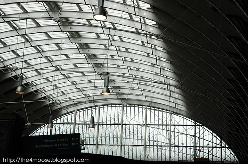 London - Paddington Station