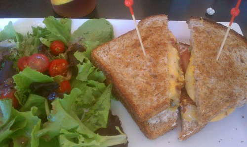 Melt Down sammich from Ncounter on Mill. Yum!