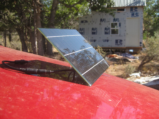 Solar stand