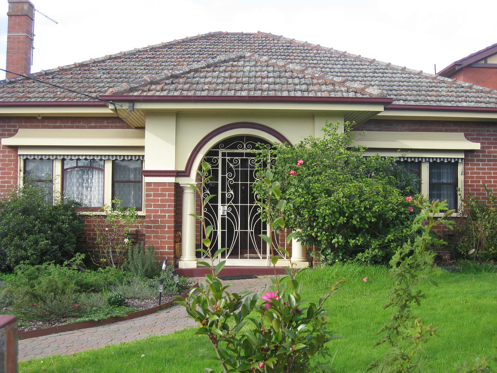 An Arts and Crafts Style Bungalow - Essendon