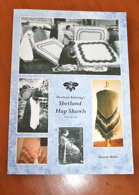 Shetland Hap Shawls