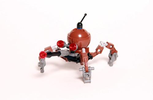 7670 Hailfire Droid & Spider Droid - 3