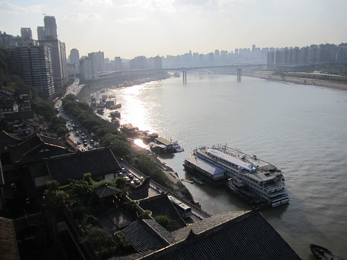 JiangLingJiang River