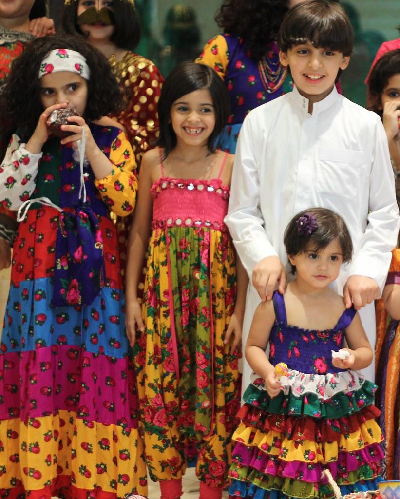 الأطفال يفرحون بقدوم العيد :$ => مشاركة