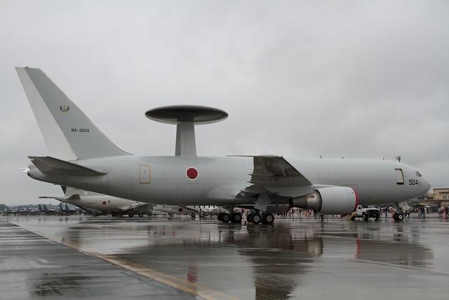 JASDF E-767 AWACS