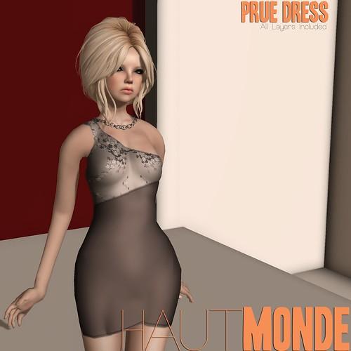 ! haut.monde - Prue Dress