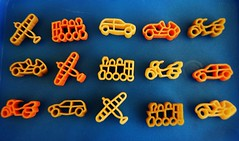 Planes, Trains & Automobiles - in pasta (stavioni) Tags: car train plane shapes pasta motorbike letsgo racingcar thebaytree thebaytreefoodcolimited