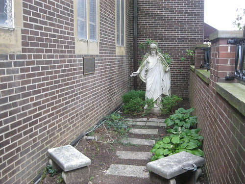 Prayer Garden (Central Christian Church) - Lexington, Ky.