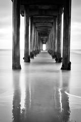 IMG_5377-2 (olasis) Tags: ocean longexposure blackandwhite bw beach exposure sandiego wave lajolla filters stacked scripps scrippspier stackedfilters corkin