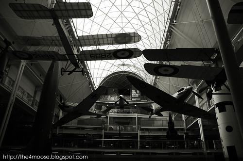 Imperial War Museum - Atrium