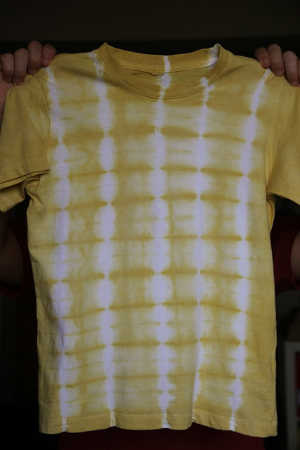 fennel tie dyeing