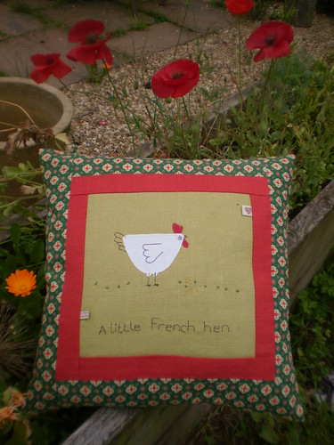A Little French hen