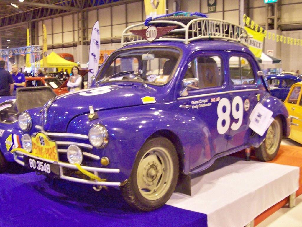 266 Renault 4CV (1947-61)