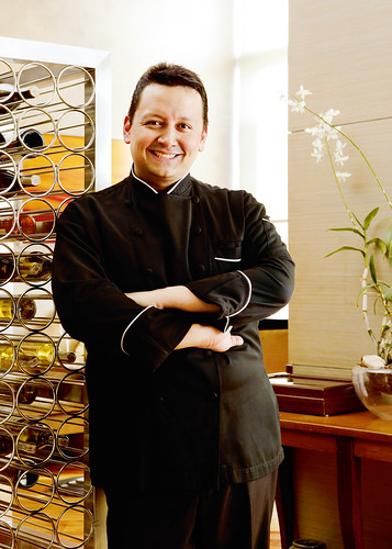 Chef David Pardo de Ayala