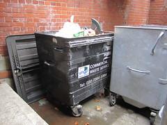Refuse bins Stepney Green Court (Carol B London) Tags: bin rubbish refuse e1 bins sgc ids stepney londone1 stepneygreen stepneygreencourt lbth