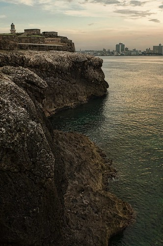 Morro´s backbone  by Rey Cuba