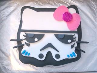 Storm Kitty cake