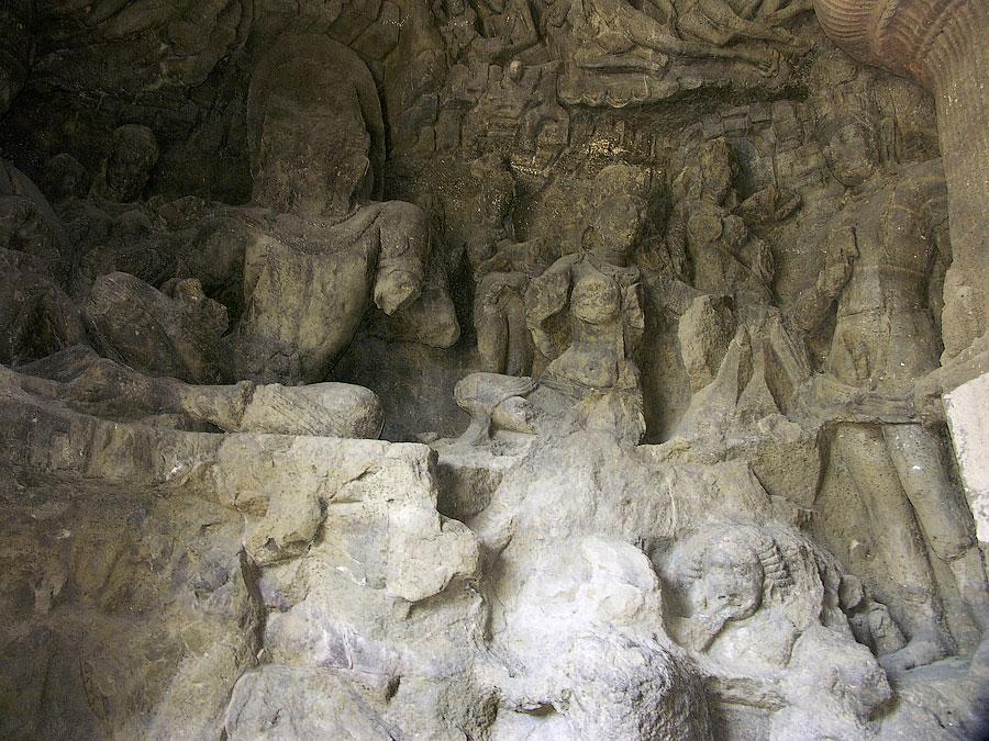 Скальные храмы © Kartzon Dream - авторские путешествия в Индию, авторские туры, тревел фото
