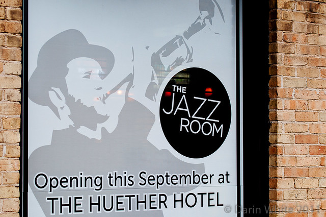 The Jazz Room pre-opening 124