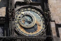 "Prague Astronomical Clock (Prague Orloj)/Staroměstský orlojin (Pražský orloj), Prague (Prag/Praha) • <a style=""font-size:0.8em;"" href=""http://www.flickr.com/photos/23564737@N07/6082618491/"" target=""_blank"">View on Flickr</a>"