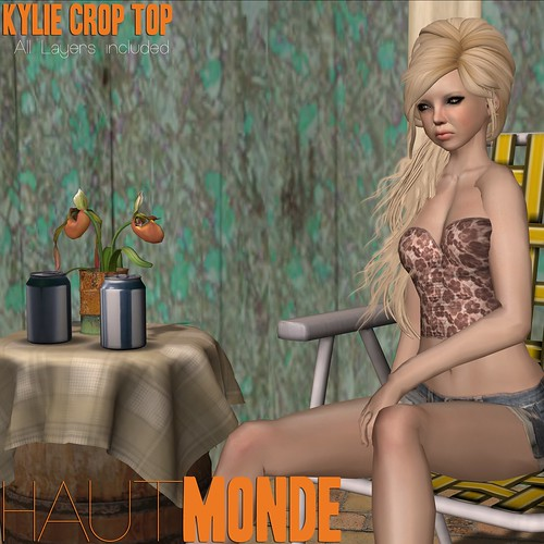 ! haut.monde - Kylie Top