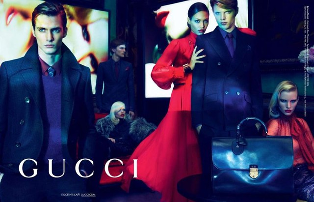 GUCCI red 4
