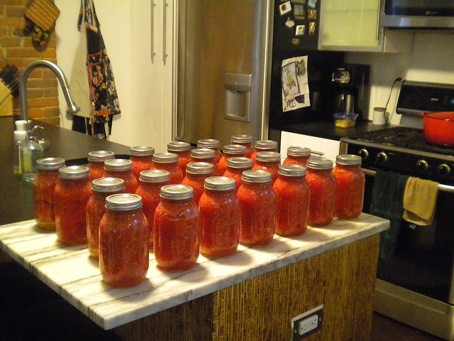 Canned Crushed Tomatoes, Part II