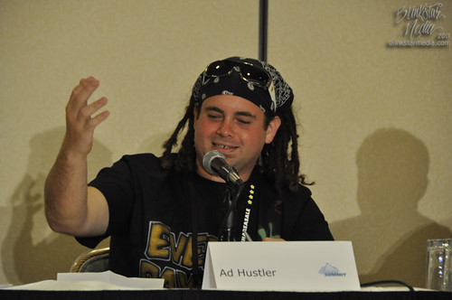 Ad Hustler at Affiliate Summit East 2011