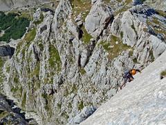 Alpinismo Gran Sasso - Splendido Splendente