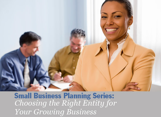 Small Business Planning Series