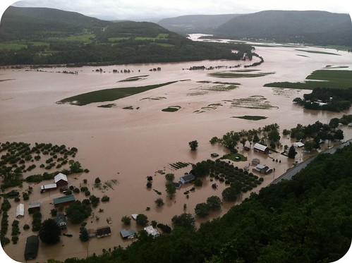Schoharie Valley- Hurricane Irene 2011