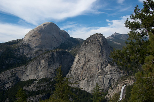 Yosemite Valley from the Panorama Trail