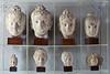 Statues of Buddha (Abdul Qadir Memon ( http://abdulqadirmemon.com )) Tags: pakistan statue museum buddha stupa buddhist buddhism abdul ashoka monastry jullian qadir taxila maurya memon sirkap dharmarijika