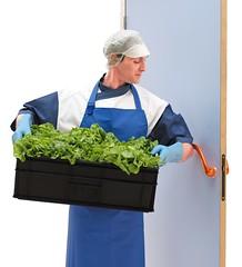 la poignée Ulna en industrie agro alimentaire (Ulna system) Tags: hygiène industrieagroalimentaire sécuritésanitaire bactériepoignéedeportehygiènecontaminationsanslesmains
