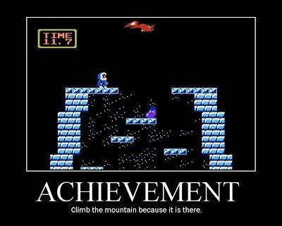 ice climber motivator by HazeStudiosGames