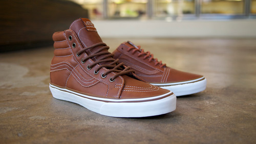 vans leather pack