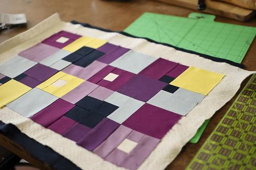Diane's Mini Quilt