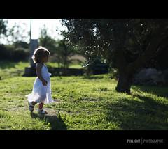 Little Princess (pixlight.fr) Tags: sunset girl nikon child enfant fille 85mm14 d700