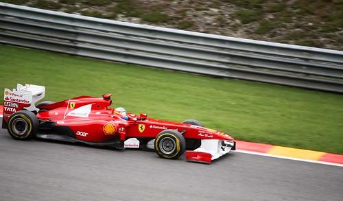 Race Alonso