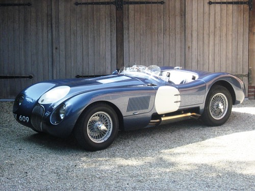 Jaguar C-type by Enduro.