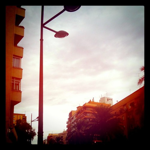 El cielo desde mi parada by rutroncal