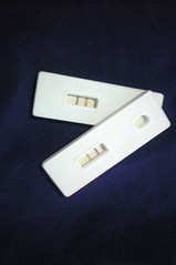 pregnancy test positive - DW