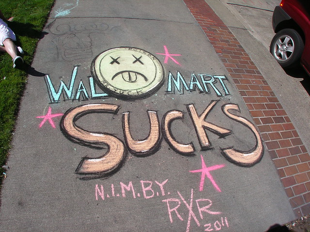 Walmart Sucks NIMBY